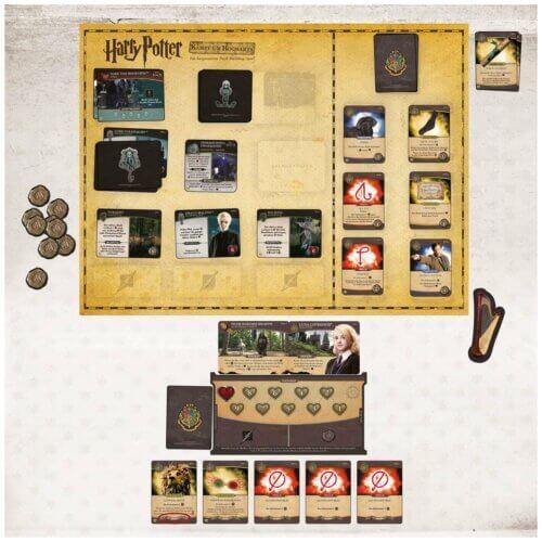 Harry Potter Kampf um Hogwarts Die Monsterbox der Monster Erweiterung Inhalt