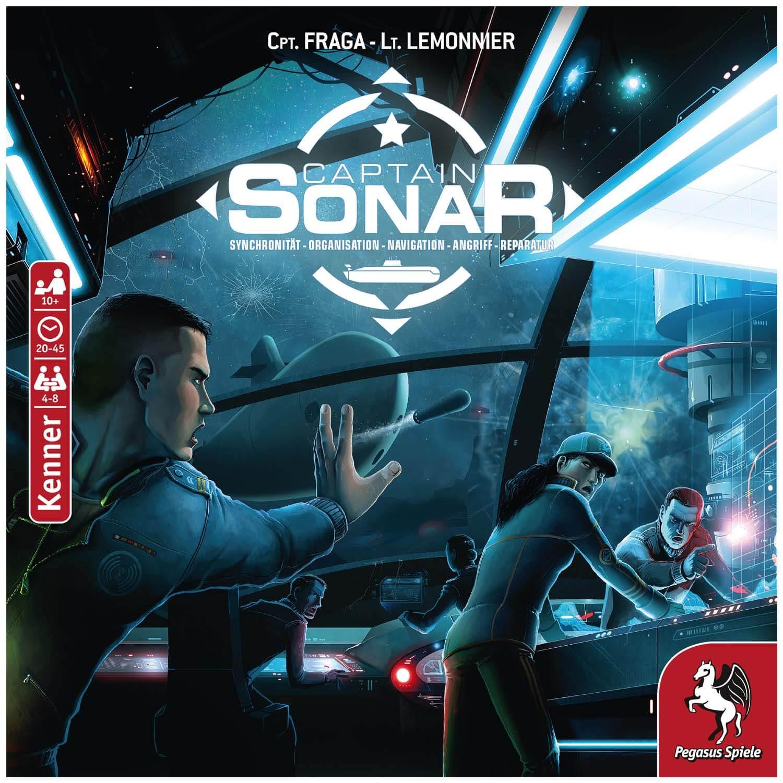 Captain Sonar vorne