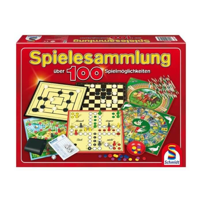 Spielesammlung Schmidt Spiele