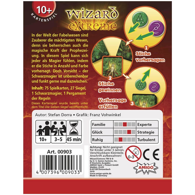 Wizard Extreme hinten