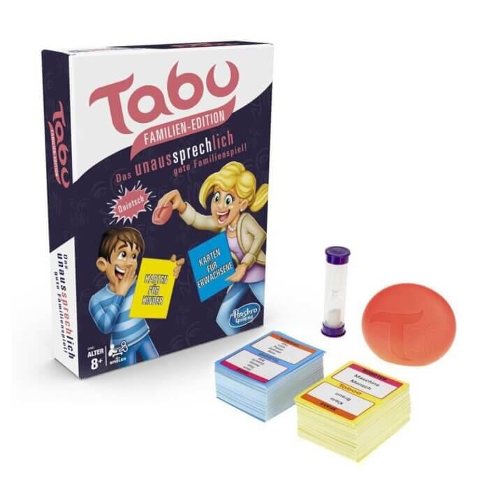 Tabu Familien-Edition Inhalt2