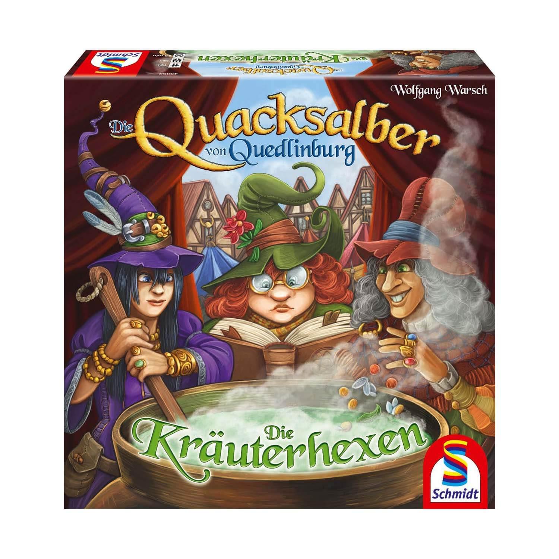 Die Quacksalber von Quedlinburg Die Kräuterhexen