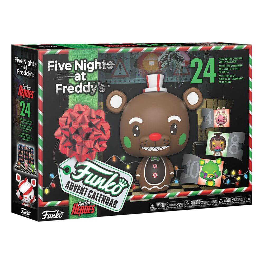 Funko Pop! Five Nights at Freddy's Adventskalender 2021